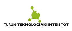 Turun Teknologiakiinteistöt logo