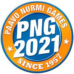 Paavo Nurmi Games logo