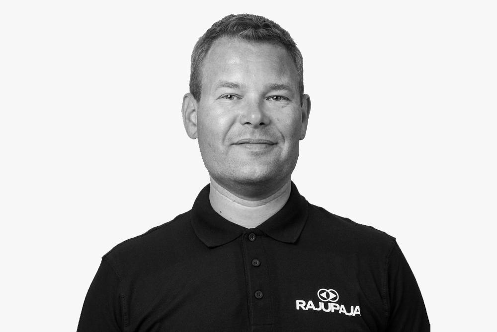 Sami Heikkilän henkilökuva.
